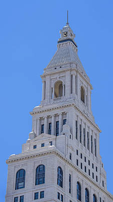 Photograph - Travelers Tower 55 by Phil Cardamone