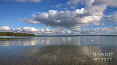 Photograph - Traverse Bay by Lisa Dionne