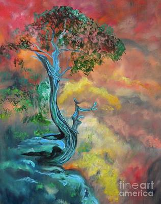 Painting - Tree Of Life 111 Jenny Lee Discount by Jenny Lee