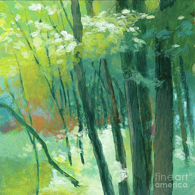 Painting - Trees 4 by Melody Cleary