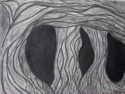 Trees Art Print by Marsha Ferguson
