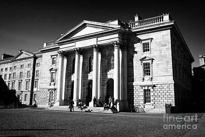 trinity college chapel Dublin Republic of Ireland Art Print