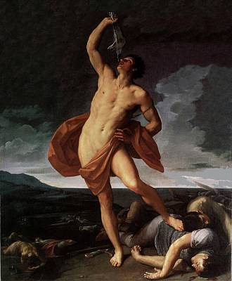Painting - Triumph Of Samson by Guido Reni