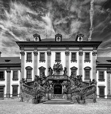 Photograph - Troja Castle by Joerg Lingnau