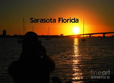 Photograph - Tropical Sunset by Gary Wonning