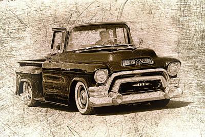 Photograph - Truckin by Steve McKinzie