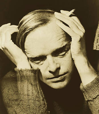 Photograph - Truman Capote 1959 by Library Of Congress