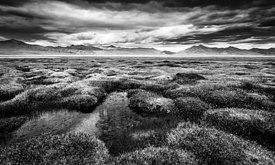 Photograph - Tso Kar by Alexey Stiop
