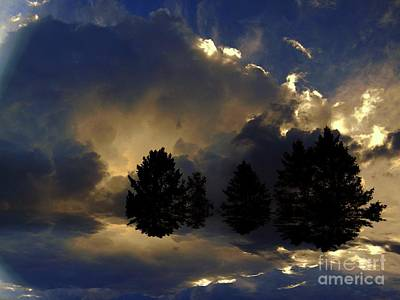 Photograph - Tumultuous by Elfriede Fulda