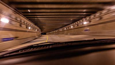 Photograph - Tunnel Vision by Randy Scherkenbach