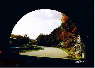Photograph - Tunnel Vision by Seth Weaver