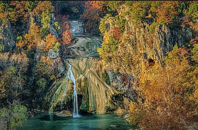 Photograph - Turner Falls by Doug Long