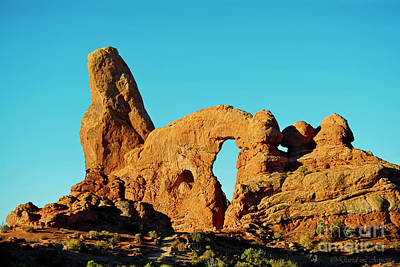 Photograph - Turret Arch by David Arment