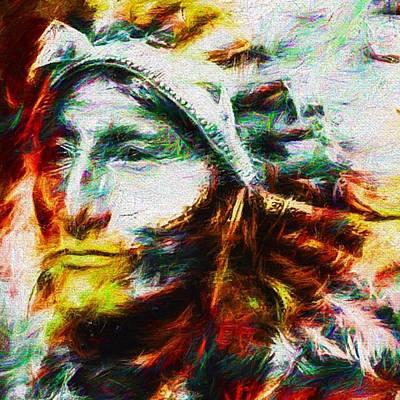Money Photograph - #turtleisland #nativeamericanindian by David Haskett II
