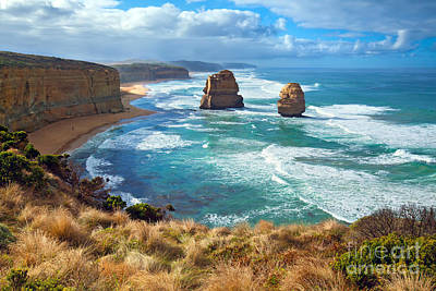 Beats Photograph - Twelve Apostles Great Ocean Road by Bill  Robinson