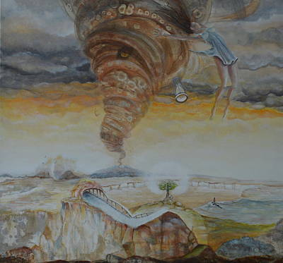 Twisting Man's Turmoils Original by Blima Efraim