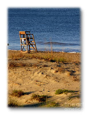 Photograph - Tybee Island End Of Watch by Jacqueline M Lewis