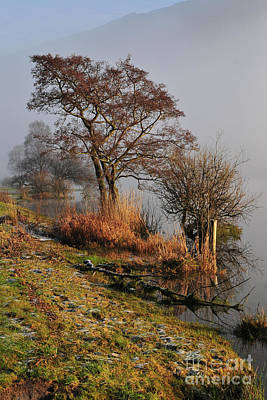 Lake District Photograph - Ullswater by Nichola Denny