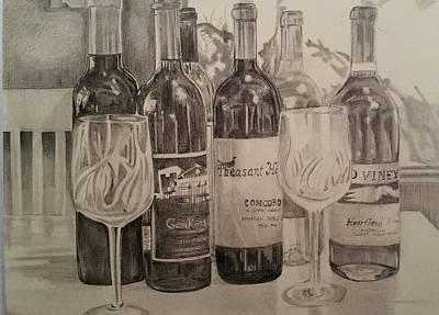 Un-wined Original by James Loss