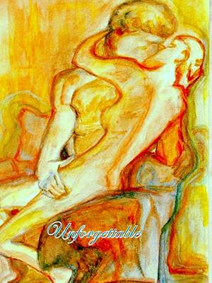 Painting - Unforgettable by Helena Bebirian