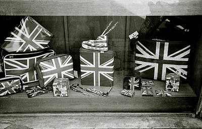 Photograph - Union Jack by Shaun Higson