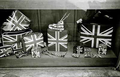 Photograph - Union Jack by Shaun Higson