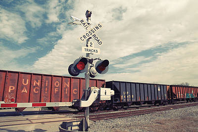 Photograph - Union Pacific by Gina  Zhidov