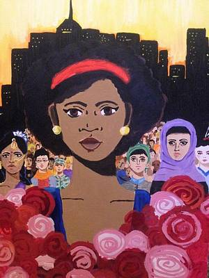 Unity Painting - Unity by Amanda Miller