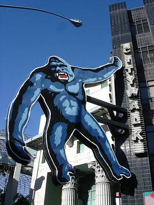Photograph - Universal King Kong by Kenny Glover