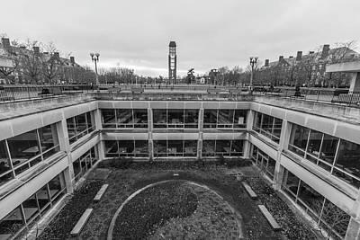 Photograph - University Of Illinois Campus by John McGraw