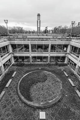 Photograph - University Of Illinois Mcfarland Carillon  by John McGraw