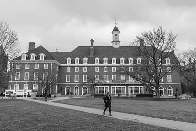 Photograph - University Of Illinois Quad by John McGraw