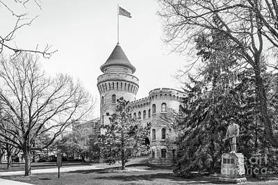 Photograph - University Of Minnesota Armory by University Icons