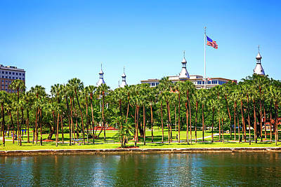 Photograph - University Of Tampa Fl by Chris Smith