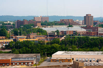 Photograph - University Of Tennessee by Melinda Fawver