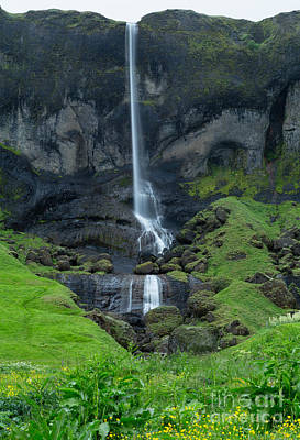 Photograph - Unnamed Waterfall by Stuart Gordon