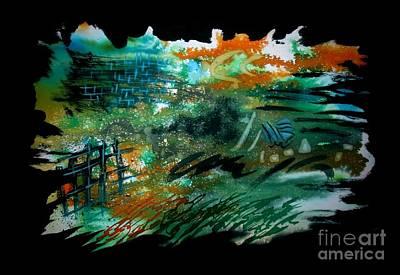 Untitled-104 Art Print