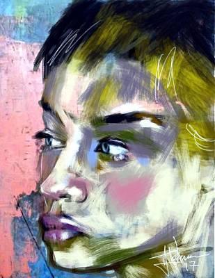 Digital Art - Untitled - 24sept2017 by Jim Vance