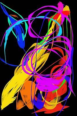 Digital Art - Untitled 2 by Oliver