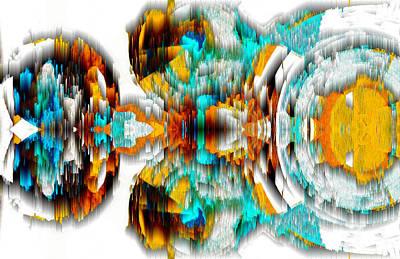 Digital Art - Untitled Series 992.042212 -c by Kris Haas