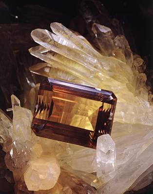 Citrine Photograph - Untitled by Victor R. Boswell, Jr