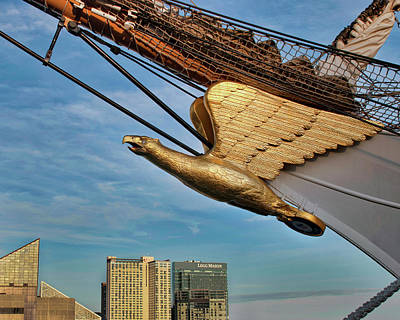 Photograph - Uscgc Eagle by Mark Dodd