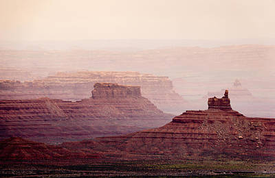 Landscape Photograph - Valley Of The Gods by Helix Games Photography
