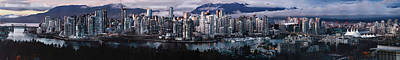 Photograph - Vancouver by Wesley Allen Shaw