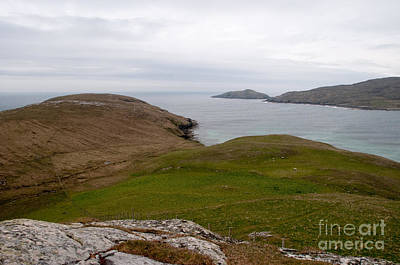 Vatersay Bay Art Print