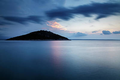 Photograph - Veli Osir Island At Dawn, Losinj Island, Croatia. by Ian Middleton
