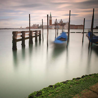 San Marco Photograph - Venetian Dream by Nina Papiorek