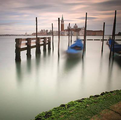 Veneto Photograph - Venetian Dream by Nina Papiorek