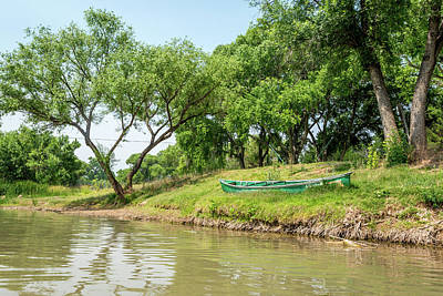 Verde River Photograph - Verde River, Arizona by Jon Manjeot