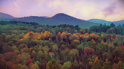 Photograph - Vermont by John Rivera